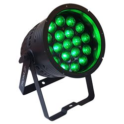Blizzard PROPAR Z19 RGBW (B) Black Casing OSRAM 19 15W RGBW LEDs Par Light with Zoom