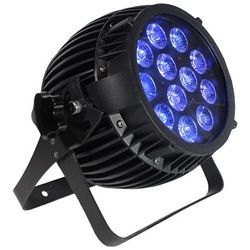 Blizzard TOURNADO IP EXA Outdoor Rated 12 15W RGBAW+UV LED Par light