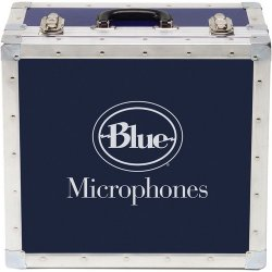 Blue Microphones Misc Blue Mic Capsule Kit Flight Case that hold up to 8 Bottle Capsules