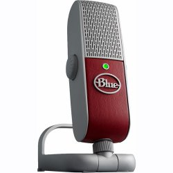Blue Microphones Raspberry ST USB & iOS Mic Bundled with Studio One Artist Recording Software and Izotope Nectar Elements Effects
