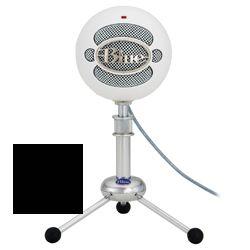 Blue Microphones Snowball Studio GLOSS BLACK USB Microphone in GLOSS BLACK with Studio One Artist