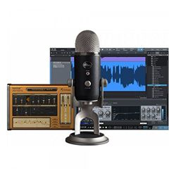 Blue Microphones Yeti Pro ST Yeti Pro bundled with Studio One Artist Recording Software and Izotope Nectar Elements Effects