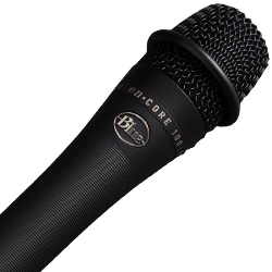 Blue Microphones Encore 100 Dynamic Handheld Live Performance Microphone with Mic Clip and Carrying Bag