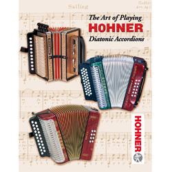 Hohner DIA ACC BK Hohner Diatonic Accordion Method Book
