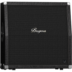 """Bugera 412TS 200W Half-Stack Guitar Cabinet with Turbosound Speakers - 4 x 12"""""""