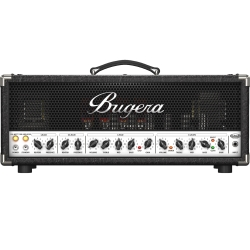Bugera 6262I - 120-Watt 2-Channel Guitar Amplifier Head