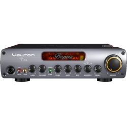 Bugera BV1001T Veyron T 2000W Bass Amp with Tube Preamp
