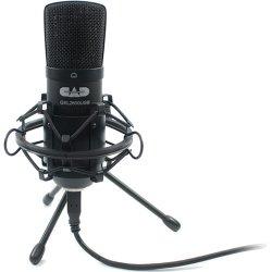 CAD Audio GLX2600USB Large Diaphragm Studio Condenser USB Microphone
