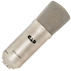 CAD Audio GXL2400 Large Diameter Condenser Microphone (discontinued clearance)