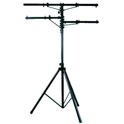 Chauvet CH-02 Heavy-Duty Height Adjustable Tripod Light Stand