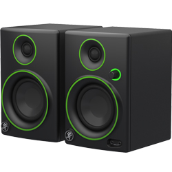 Mackie CR3 Two 3 Inch 50W Multimedia Studio Monitors