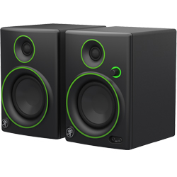 Mackie CR4 Two 4 Inch 50W Multimedia Studio Monitors