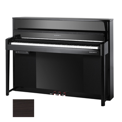 Kurzweil CUP2 SR Compact Upright Digital Piano in Rosewood