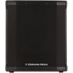Cerwin Vega CVE18s Powered 18in 1000W Subwoofer Bluetooth Enabled