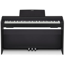 Casio PX-870BK Privia 88-Key Digital Piano (Black)