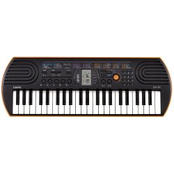Casio SA-76 44-Key Mini Personal Keyboard 100 Tones