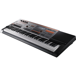 Casio XW-P1 61 Key Digital Synthesizer with Hex Layer and Drawbars
