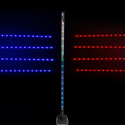Chauvet DJ Freedom Stick Single Unique and Versatile Free-Standing RGB LED Light
