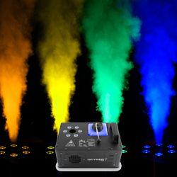 Chauvet DJ Geyser T6 Illuminated Water Based Burst Fog Machine