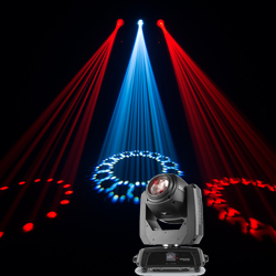 Chauvet DJ Intimidator Beam 140 SR Moving Head 140 W Light with Multiple Colors and Gobos