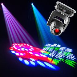 Chauvet DJ Intimidator Spot 375Z IRC 150W LED Moving Head Light