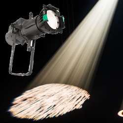 Chauvet Pro OVATION E-260CW Cool White LED Ellipsoidal Light