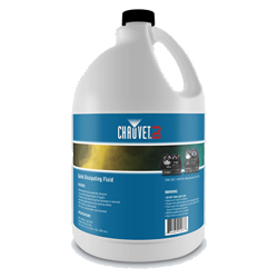 Chauvet DJ QDF Gallon of Quick Dissipating Fluid Geyser Family of Fog Machines