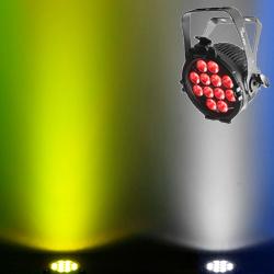 Chauvet DJ SlimPAR PRO H USB RGBAW+UV LED Wash Light with D-Fi USB Compatibility for Wireless Control