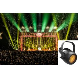 Chauvet Pro Strike P38 Outdoor Rated Single Pod Blinder and Strobe Light