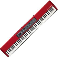 Nord By Clavia NORDPIANO3 88 key Virtual Hammer Action Digital Piano