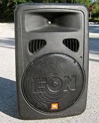 JBL Eon15G2 PAK USED Powered speaker with tote bag (clearance center)