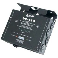 Elation DP415 American DJ 4 Channel DMX Dimmer Pack
