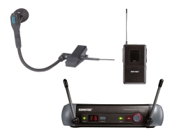 Shure PGX14/BETA98H Instrument Wireless System (Discontinued Clearance)