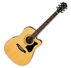 Ibanez V205SECE/NT Acoustic Electric Guitar (discontinued clearance)