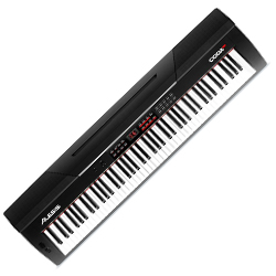 Alesis CODA Pro 88-Key Hammer-Action Weighted Key Digital Piano
