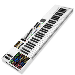 M-Audio Code 61 USB MIDI 61-Key Keyboard Controllers with X/Y Touch Pad (discontinued clearance)