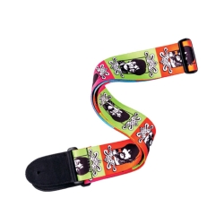 Planet Waves 50BTL09 50mm Beatles Guitar Strap-Sgt Pepper's Lonely Heart Club Band
