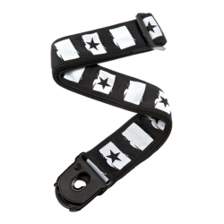 Planet Waves 50PLC01 50mm Planet Lock Guitar Strap - Rockstar