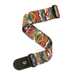 Planet Waves P20S1504 Ndebele Guitar Strap
