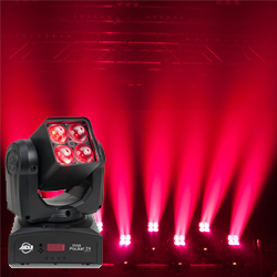 American DJ INNO-POCKET-Z4 Mini ZOOM Moving Head Light