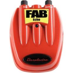 Danelectro D-4 FAB Echo Guitar Effects Pedal