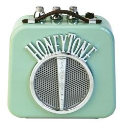 Danelectro DN-10NA Honeytone Mini Guitar Amplifier in Aqua
