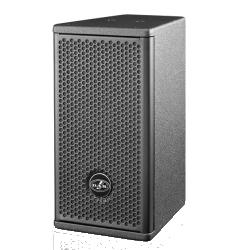 "D.A.S. ARTEC-306 100-Watt 6"" 2-Way Low Frequency Loudspeaker-Black"