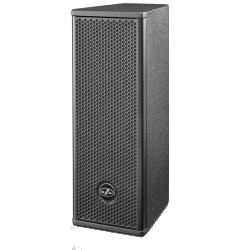 """D.A.S. ARTEC-326 200-Watt 2x6"""" 2-Way Low Frequency Loudspeaker-Black"""