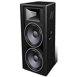 "D.A.S. R-215 Dual 15"" Passive Loudspeaker USED clearance ITEM (price per unit - must order as a pair)"
