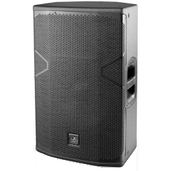 "D.A.S. VANTEC-12A Powered 12"" Full-Range 2-Way Loudspeaker with Bluetooth-Black"
