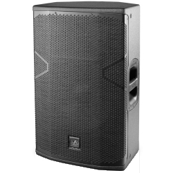 "D.A.S. VANTEC-15A Bluetooth Enabled 15"" Two-Way Powered Speaker-Black"