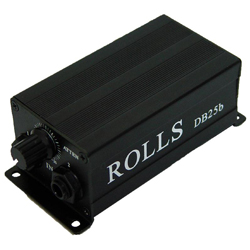 Rolls DB25B Passive Direct Box with Ground Lift Switch for Hum Elimination
