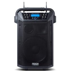Denon Pro AUDIO COMMANDER Professional Mobile PA System