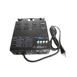 Microh DJ DMP-420P 4x600W Channel Dimmer Power Pack